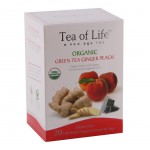 TOL- Green Tea Ginger peach