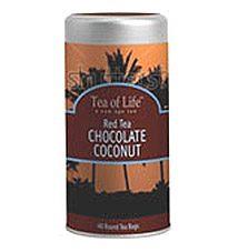 40ct CHOCOLATE TEAS